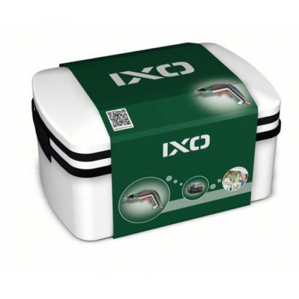 FULL SET Bosch IXO 5 Lithium ION Cordless Screwdriver 06039A8072 3165140800051 #9 image