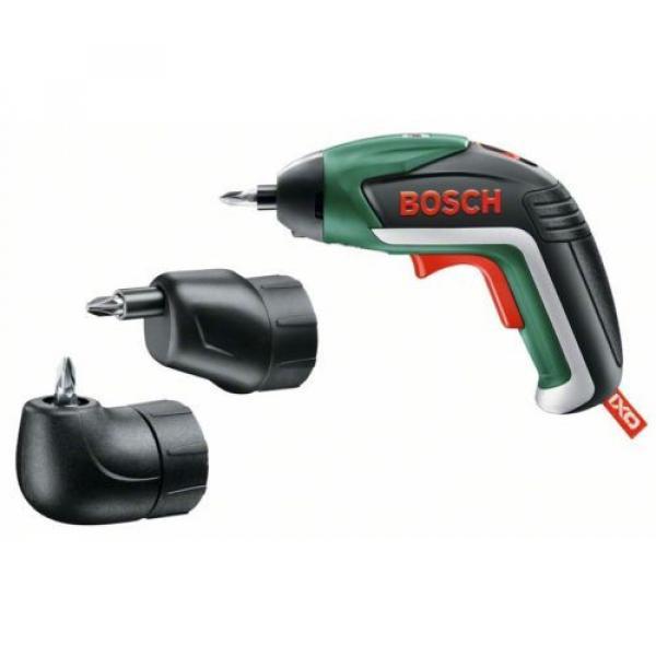 FULL SET Bosch IXO 5 Lithium ION Cordless Screwdriver 06039A8072 3165140800051 #3 image