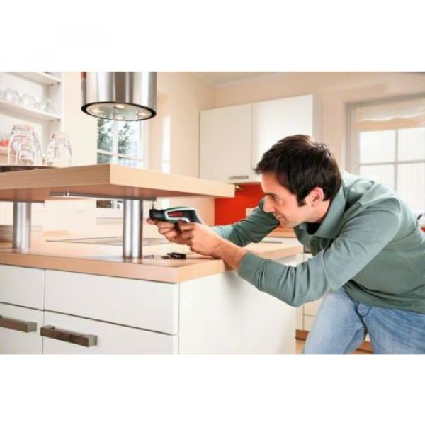 FULL SET Bosch IXO 5 Lithium ION Cordless Screwdriver 06039A8072 3165140800051 #5 image