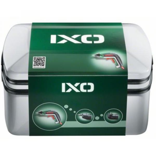 FULL SET Bosch IXO 5 Lithium ION Cordless Screwdriver 06039A8072 3165140800051 #2 image