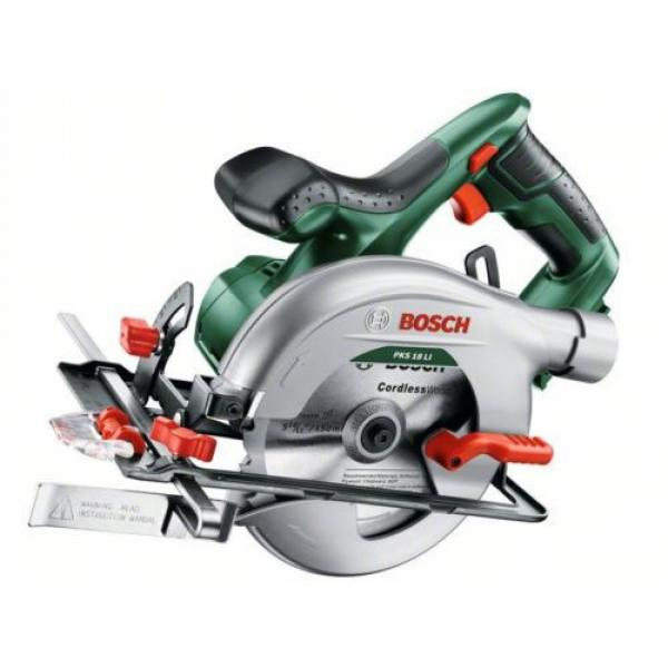 - Bosch - PKS 18 Li (BARE TOOL) Cordless Circular Saw 06033B1300 3165140743266.* #3 image