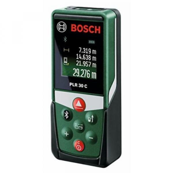 Bosch PLR 30 C Digital Laser Measure (Measuring Up To 30m) #1 image