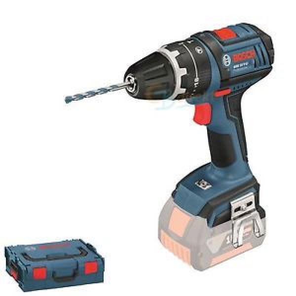 Bosch Cordless Hammer Drill GSB 18 V-LI Solo + L-Boxx 0615990FD1 #1 image