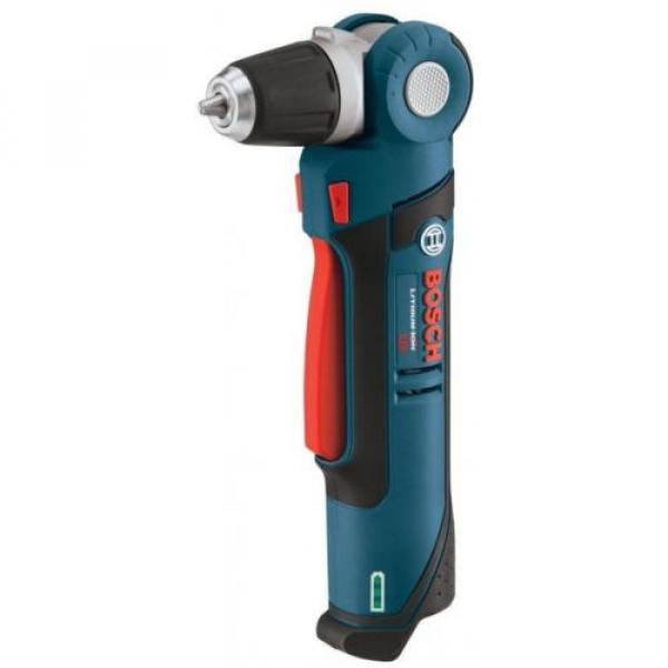 Bosch Right Angle Drill Driver Max Lithium 12-Volt Ion 3/8-Inch Dewalt Home Tool #2 image