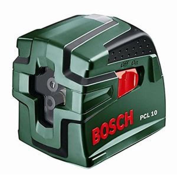 Bosch PCL 10 Livella Laser Multifunzione, Verde #1 image