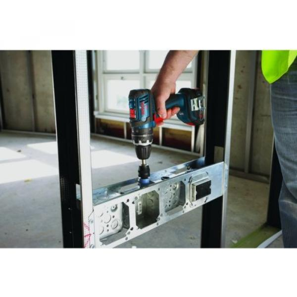 Bosch 18-Volt Lithium Ion (Li-ion) Cordless Combo Kit with Soft Case #5 image