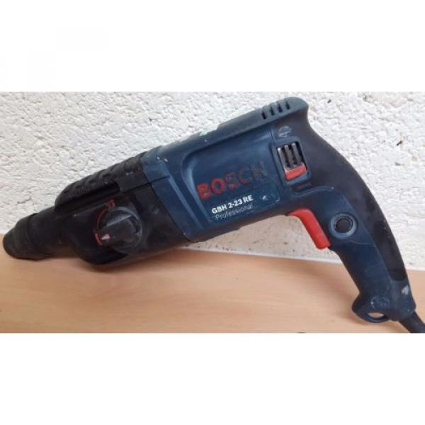 BOSCH GBH 2-23 RE PROFESSIONAL ROTARY HAMMER DRILL #1 image