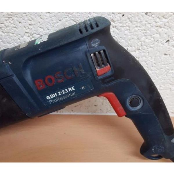 BOSCH GBH 2-23 RE PROFESSIONAL ROTARY HAMMER DRILL #4 image
