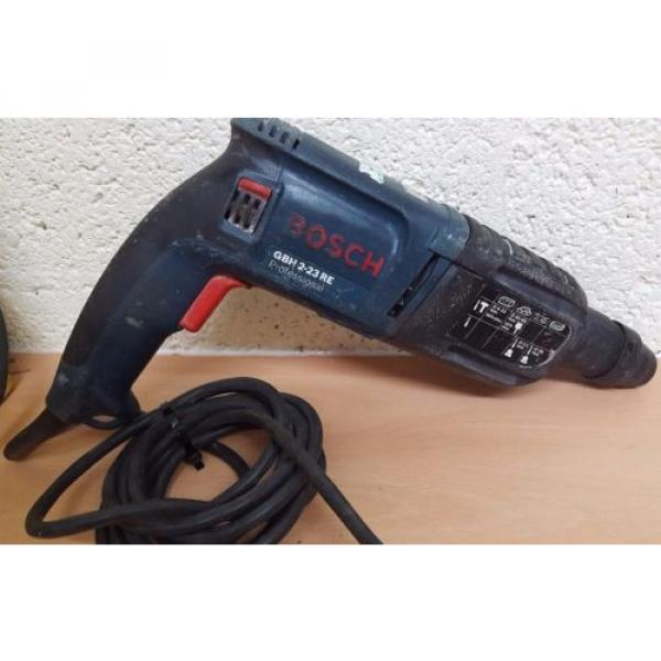 BOSCH GBH 2-23 RE PROFESSIONAL ROTARY HAMMER DRILL #5 image