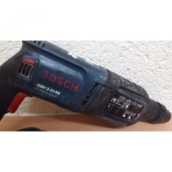 BOSCH GBH 2-23 RE PROFESSIONAL ROTARY HAMMER DRILL #6 image