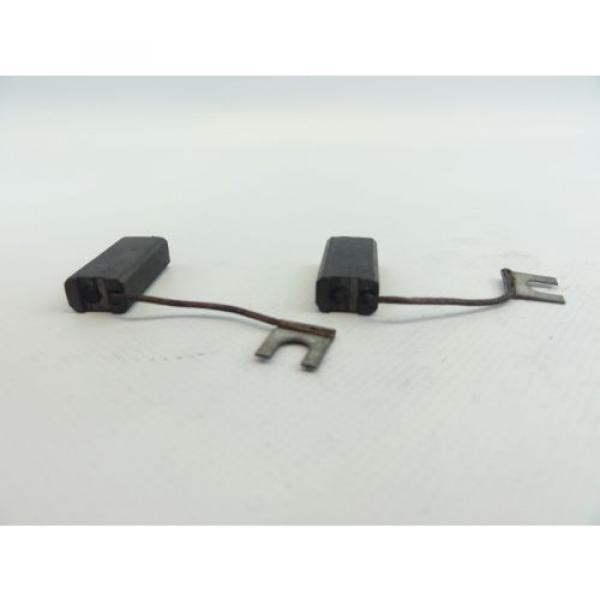 Bosch #1607014126 New Genuine Brush Set for 1631 1209 1507 1328 1329 1632VS #5 image