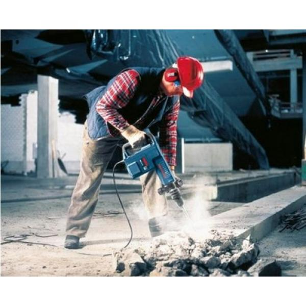Bosch GBH11DE 1500W Rotary Hammer with SDS-max, 220V Type-C #3 image