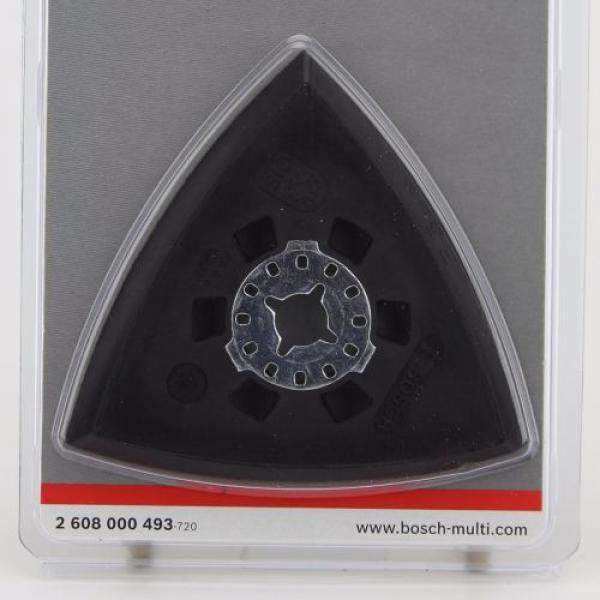 BOSCH AVI 93 G  Sanding plate, BOSCH 2608000493, GOP PFM #3 image