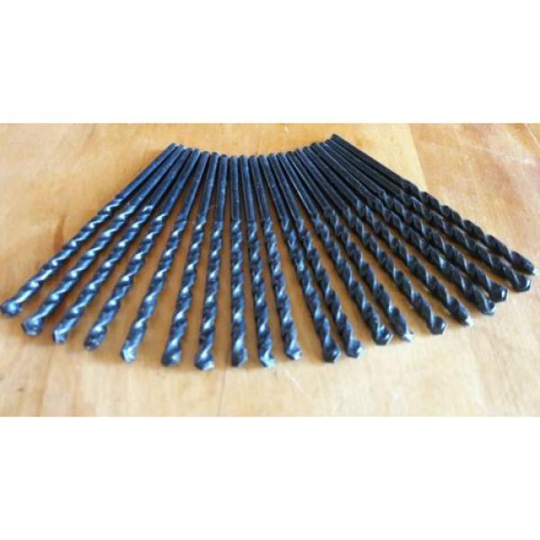 """Bosch 3/16 in. x 4-1/2"""" Carbide Masonry Tapcon Drill Bit 2608682609 10pcs. #1 image"""
