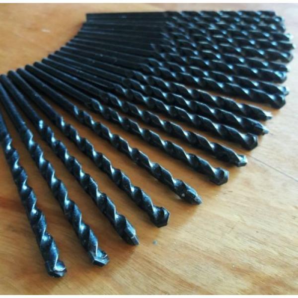 """Bosch 3/16 in. x 4-1/2"""" Carbide Masonry Tapcon Drill Bit 2608682609 10pcs. #2 image"""
