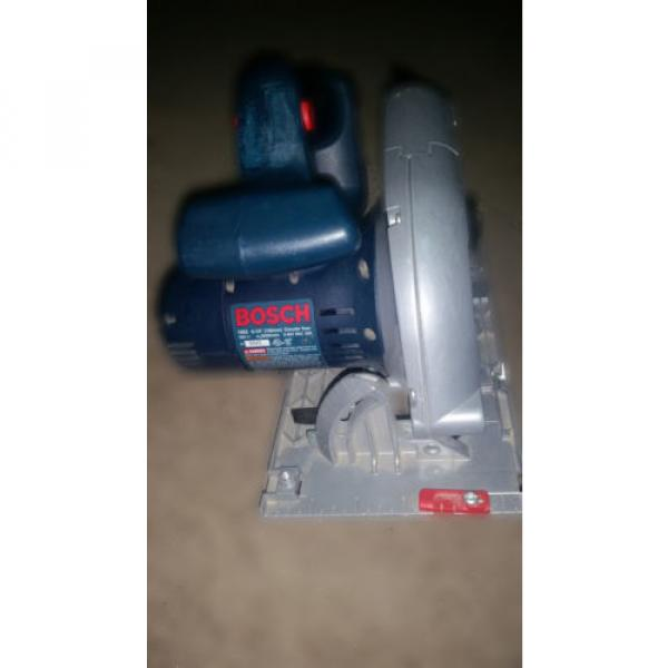 "FREE SHIP BOSCH 1662 18V VOLT 6 1/2"" CORDLESS CIRCULAR SAW AND DEWALT SAW BLADE #1 image"