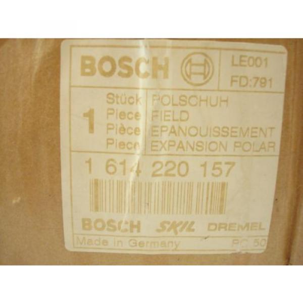 Bosch #1614220157 New Genuine OEM Field for 11304 0611304139 Demolition Hammer #8 image