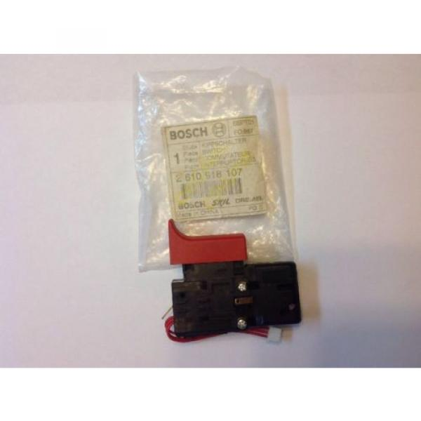 Bosch Switch 2610918107 #1 image