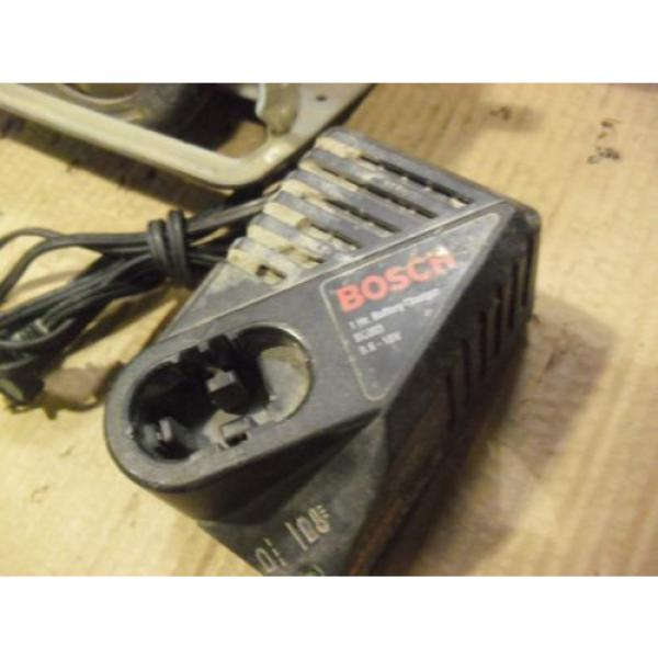 """Bosch 18 Volt 5-3/8"""" Cordless Saw # 1659 With BAT025 Battery & BC003 Charger #2 image"""
