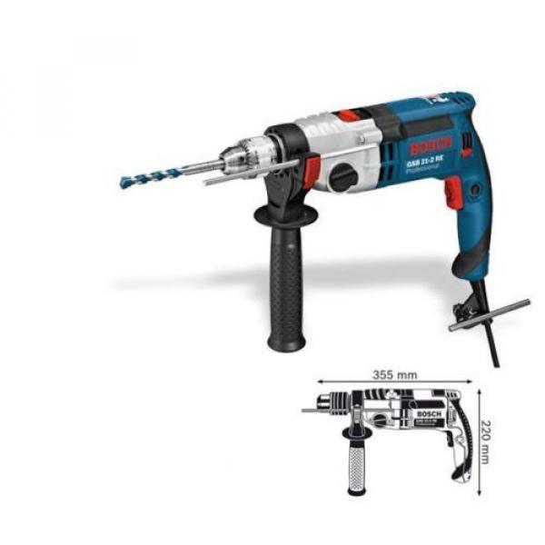 Bosch GSB21-2RE Professional 1100W Impact Drill , 220V #2 image