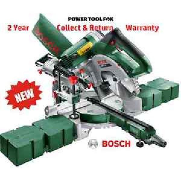 new Bosch PCM 8 SD MITRE SAW Cutter 0603B11070 3165140829458. new * #1 image