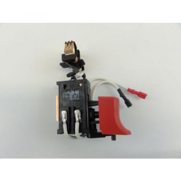 Bosch #2607230122 New Genuine OEM Switch for 15614 15618 35618 #3 image