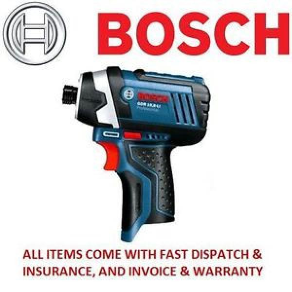 BOSCH Professional GDR 10.8-LI 10.8V Impact Driver Drill (Body Only) no battery #1 image