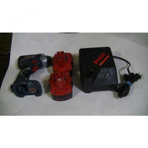 Bosch 14.4V Impactor Kit 23614  Battery Charger, 2 Batteries #1 image