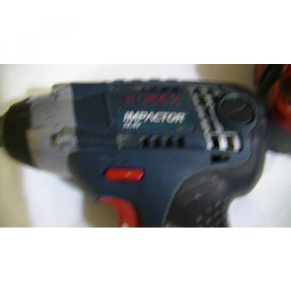 Bosch 14.4V Impactor Kit 23614  Battery Charger, 2 Batteries #4 image
