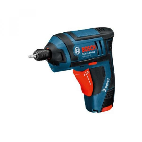 Bosch Professional Mx2Drive Cordless Screwdriver with 3.6 V 1.3 Ah Lithium #1 image