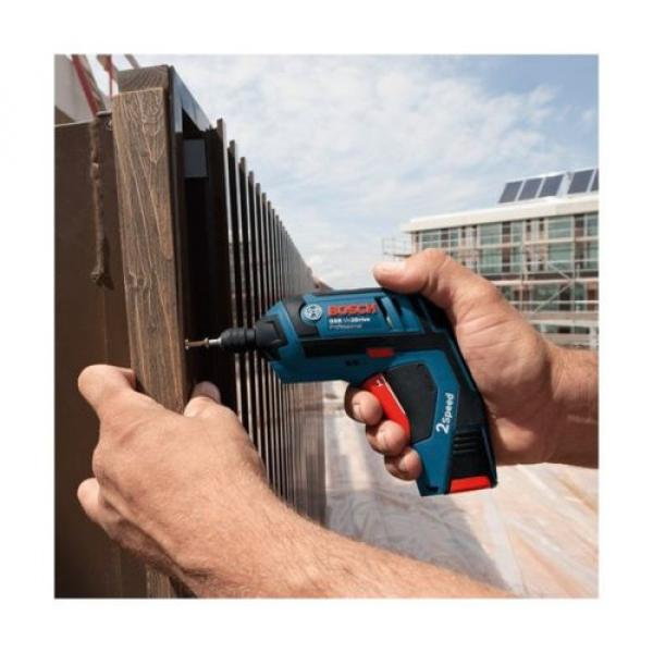 Bosch Professional Mx2Drive Cordless Screwdriver with 3.6 V 1.3 Ah Lithium #4 image
