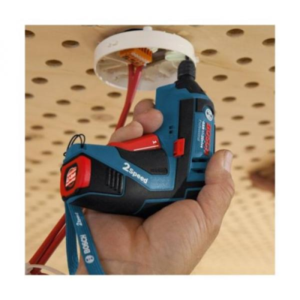 Bosch Professional Mx2Drive Cordless Screwdriver with 3.6 V 1.3 Ah Lithium #5 image