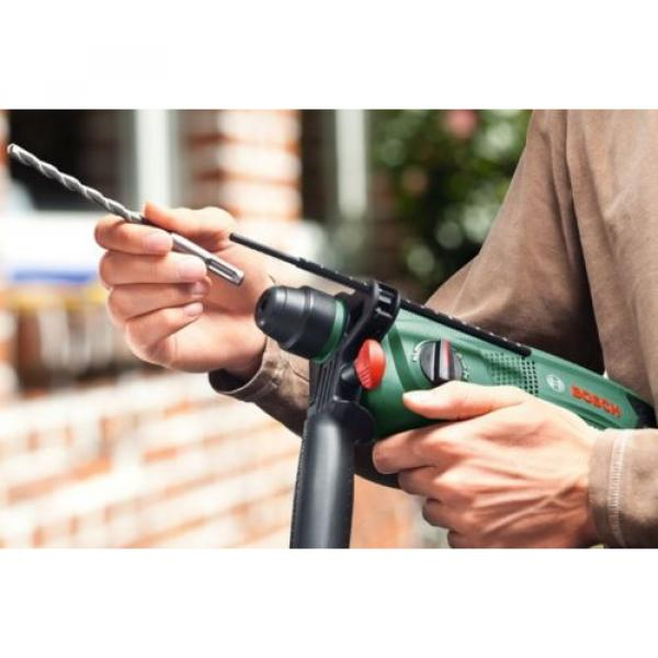 New Bosch 6033A9370 PBH 2100 RE Pneumatic Rotary Hammer with Plastic Case #2 image