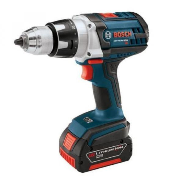 New Durable 18-Volt Lithium-Ion 1/2 in. Brute Tough Cordless Drill/Driver Kit #4 image