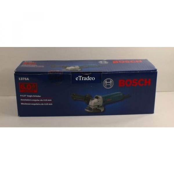 "Bosch 4.5"" 6 AMP Angle Grinder Free Shipping * Authorized Dealer * Full Warranty #2 image"