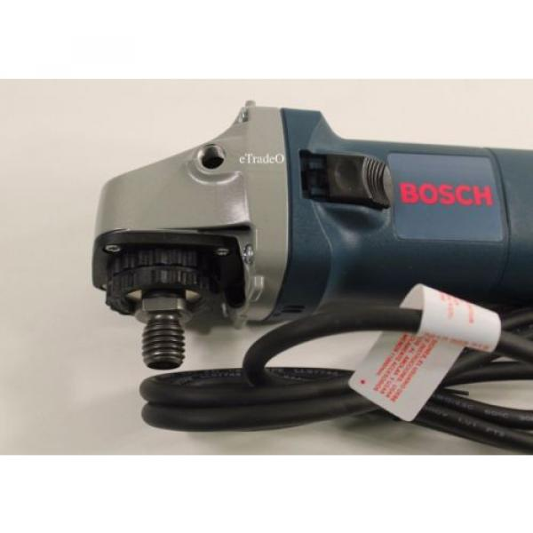 "Bosch 4.5"" 6 AMP Angle Grinder Free Shipping * Authorized Dealer * Full Warranty #10 image"