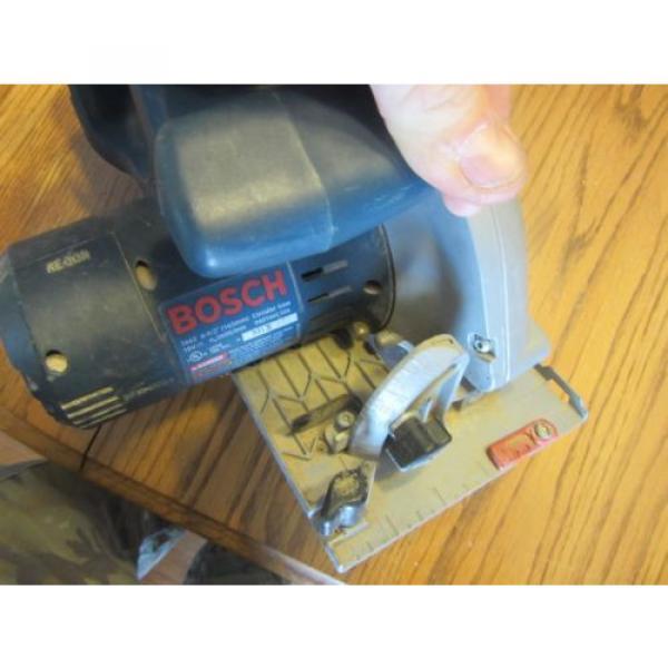 "Bosch 18V 6-1/2"" Cordless Circular Saw WORKS #6 image"