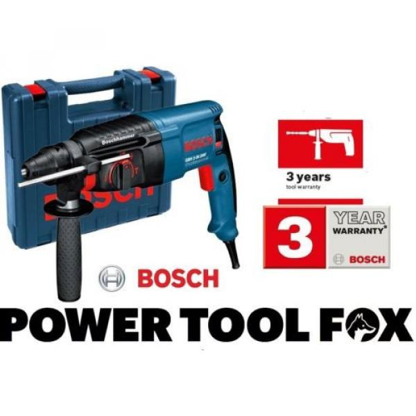 Bosch GBH 2-26 DRE Pro Rotary Hammer 240V Corded 0611253742 3165140344135 #1 image