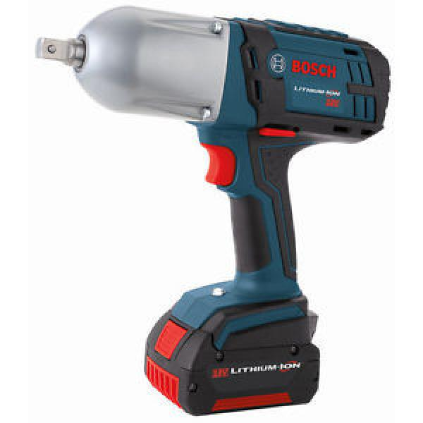 """Bosch 18V High Torque 1/2"""" Impact Wrench HTH181-01 New #1 image"""