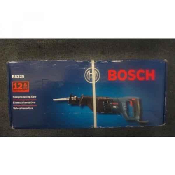 Bosch RS325 12-Amp Reciprocating Saw- 120V 60Hz #1 image