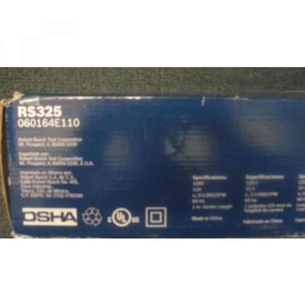 Bosch RS325 12-Amp Reciprocating Saw- 120V 60Hz #2 image