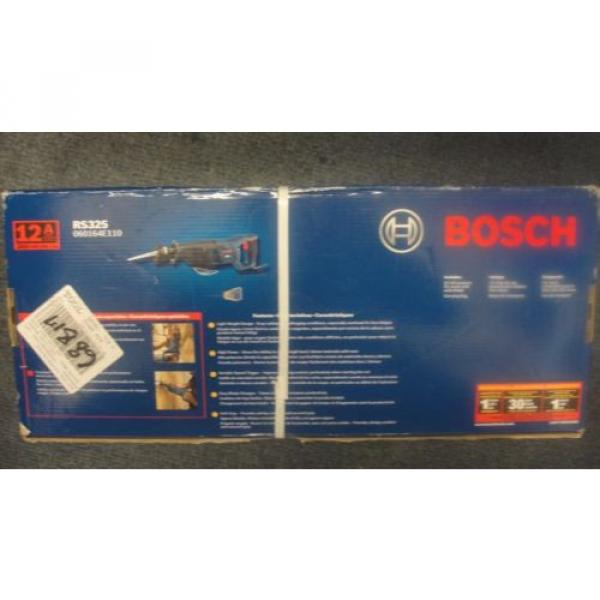 Bosch RS325 12-Amp Reciprocating Saw- 120V 60Hz #3 image