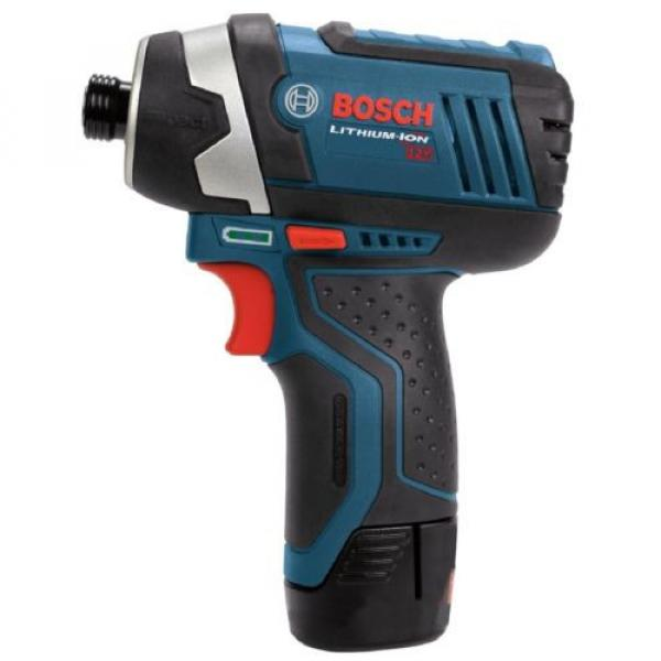 New Compact 12-Volt Max Lithium-Ion Drill/Driver and Impact Driver Combo Kit #3 image