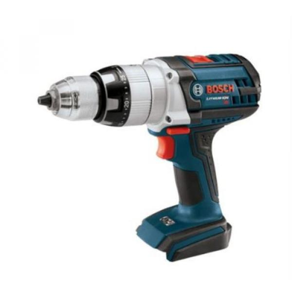 18 Volt Lithium-Ion Cordless Electric 1/2 in Standard Duty Hammer Drill Driver #2 image