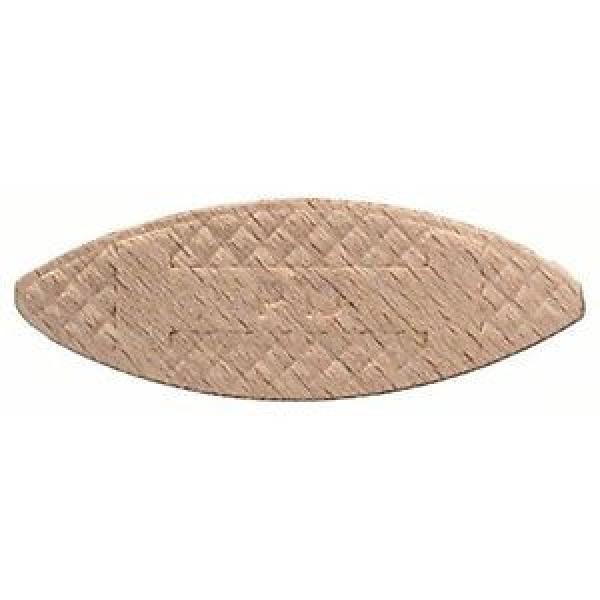 Bosch 2607000797 - 50 Tasselli piatti per legno, misura 10 #1 image