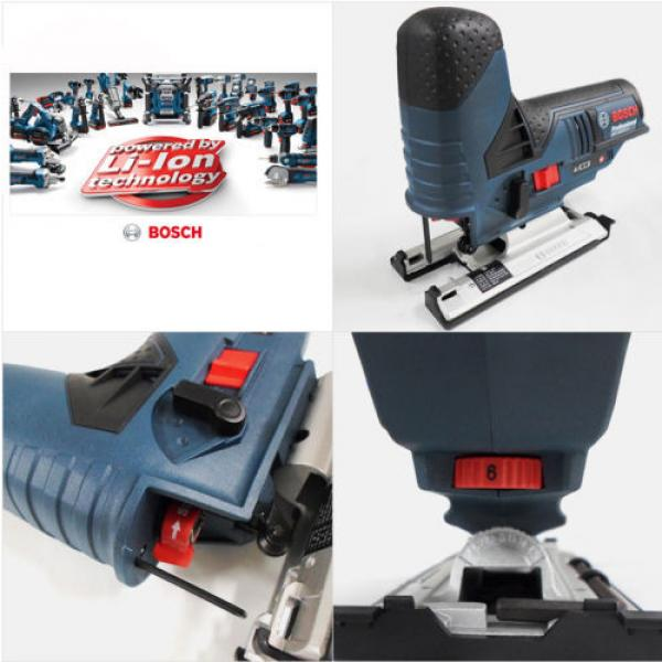 Bosch GST10.8V-LI 10.8V Lithium Ion Cordless Jigsaw [Body Only] #4 image