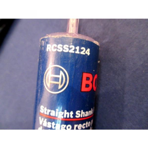 Bosch RCSS2124 Straight Shank Rebar Cutter 3/4 In. x 12 In. Bit #6 image