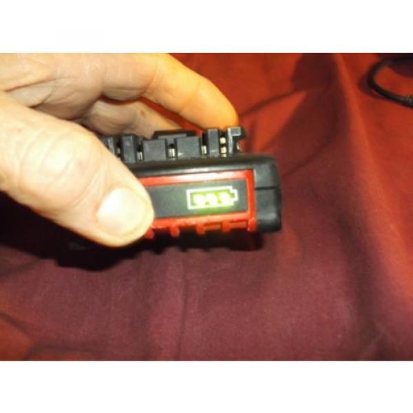 Bosch BAT610G HC Cordless Drill Impact Battery 18v Volt Lithium Ion EUC #2 image