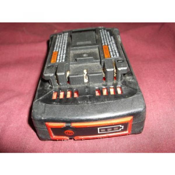 Bosch BAT610G HC Cordless Drill Impact Battery 18v Volt Lithium Ion EUC #3 image