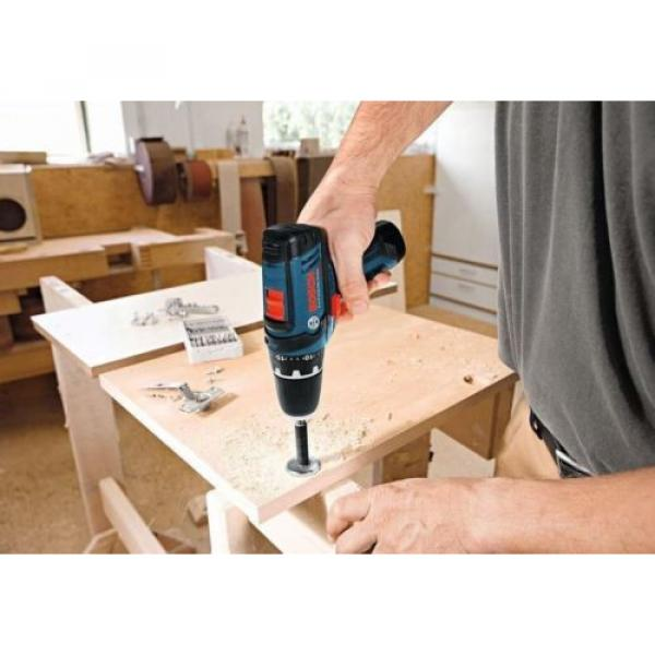 New Home Tool Durable Quality 12-Volt Lithium-Ion 3/8 in. Drill Driver #3 image
